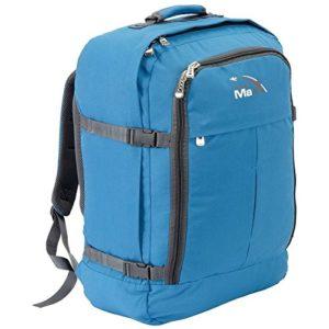 Cabin Max, zainetto bagaglio a mano:da cabina 44 litri – Il più adatto ad un viaggio in aereo