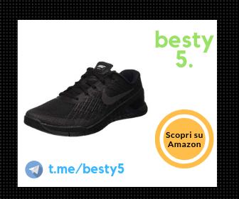 Nike Metcon 3 - Il gigante che insegue