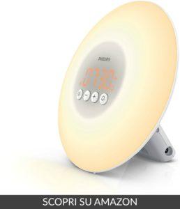 Philips luce sveglia 7.5 W Wake-up Light HF3500/01 – Il modello basic di Philips