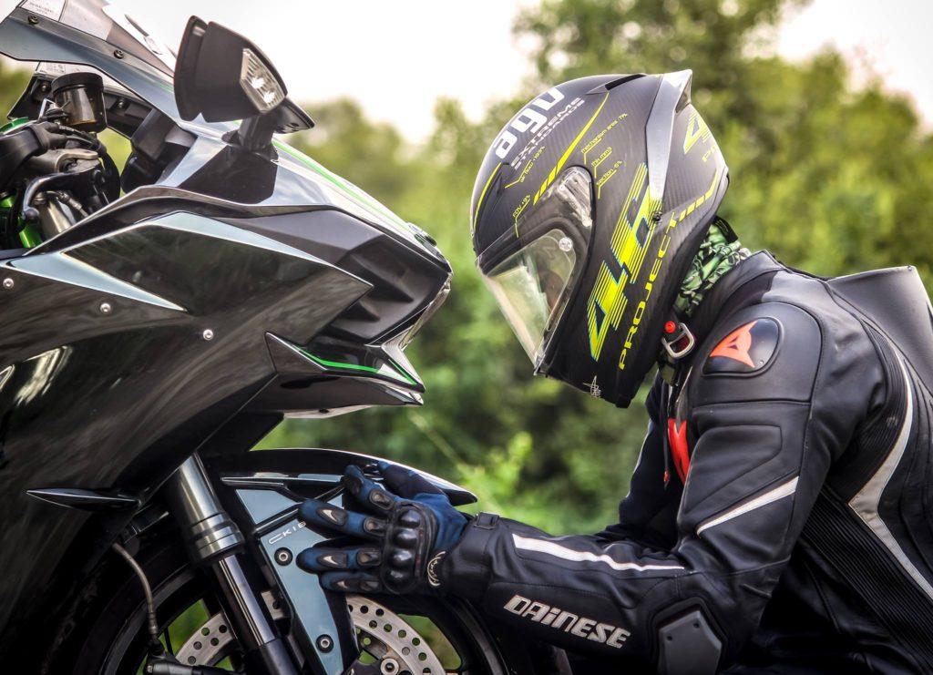 Amore per la moto - Telo coprimoto