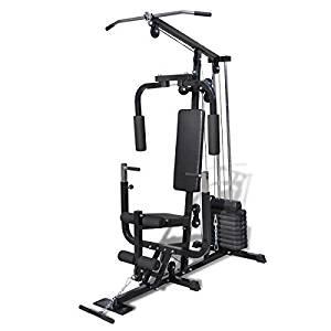 vidaXL Panca multifunzione fitness