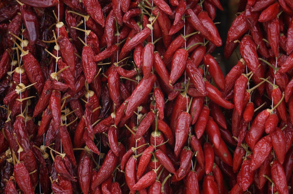 Peperoncini - Migliori prodotti tipici calabresi