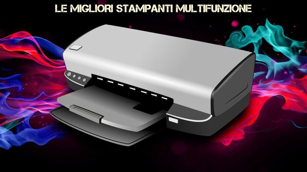 Le migliori stampanti multifunzione - Immagine di copertina