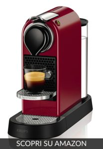 Nespresso CitiZ - Uno step evolutivo per il tuo caffè