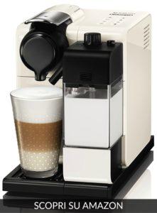 DeLonghi Nespresso Lattissima Touch - la macchina per il cappuccino perfetto