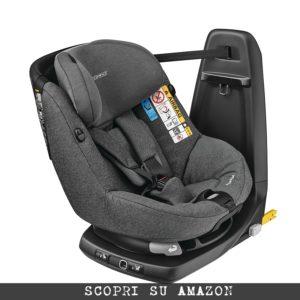 Bebé Confort Axissfix (versione iSize) - un seggiolino, due sensi di marcia!