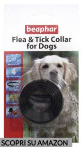 Beaphar collare antipulci per cani