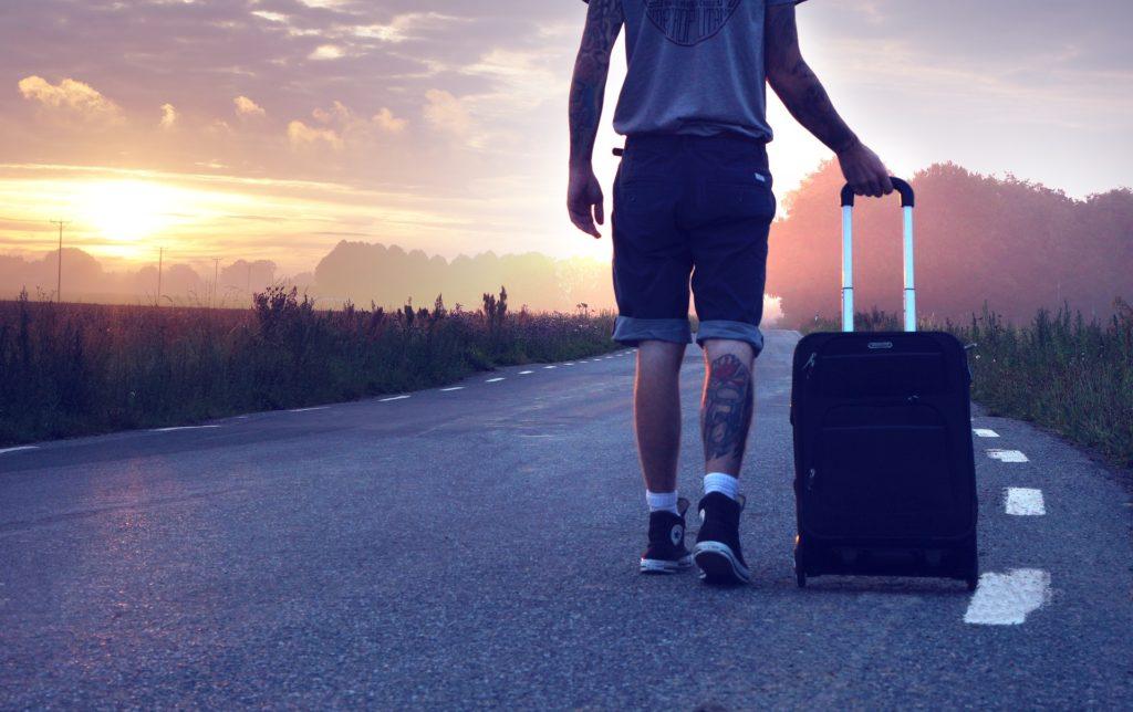 Come organizzare un weekend fuori porta: la valigia