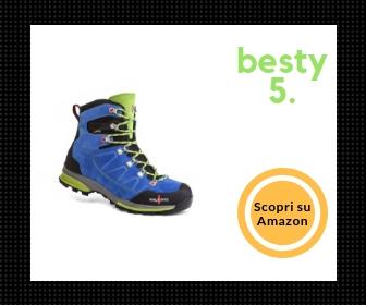 Kayland Titan Rock - La scarpa da trekking imponente, ma leggera!