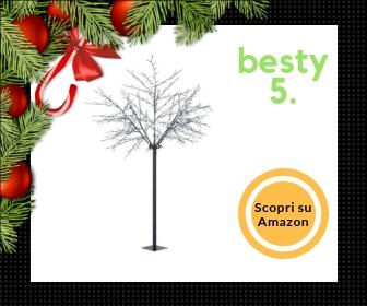 Hanami, albero luminoso a Led da 250 cm, della Blumfeldt