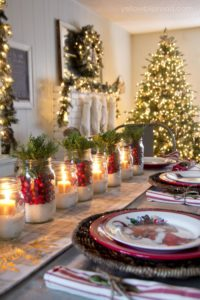 Apparecchiare la tavola a Natale - Conclusioni