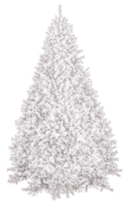 Albero di Natale Bianco - Immagine di copertina