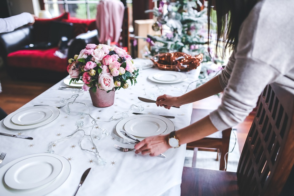 Apparecchiare la tavola a Natale conclusioni - Immagine in evidenza