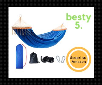 TOURIT Migliore Amaca da Giardino - Besty5