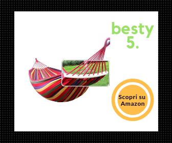 Vovoly Migliore Amaca da Viaggio con kit di fissaggio e borsa - La scelta di Besty5