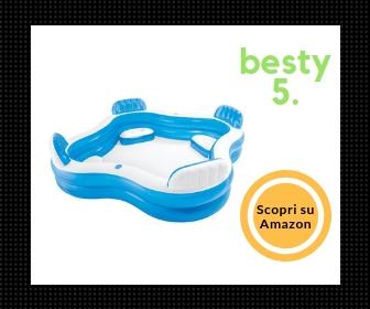Migliore Piscina Gonfiabile Intex 56475 4 Sedili - Besty5.com