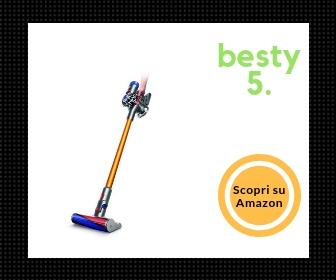 Dyson 227296-01 V8 Absolute Miglior Aspirapolvere senza filo - La scelta di Besty5