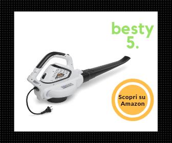 Alpina BL 2.6 - Il miglior aspirafoglie elettrico economico - Besty5