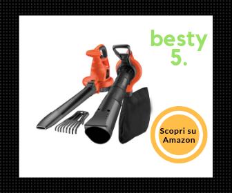 """Black+Decker GW3050 QS - L'aspiragolie elettrico """"Leaf Collection"""" - Besty5"""