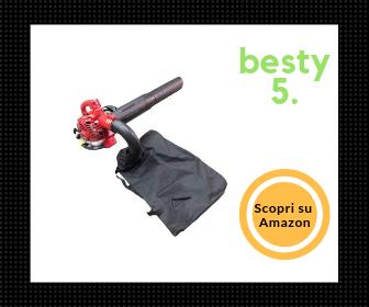 Boudech – L'aspirafoglie a scoppio economico! - Besty5