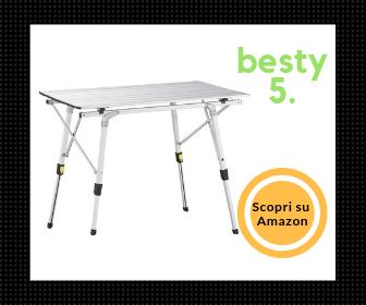 Uquip, Variety M - Il miglior tavolo pieghevole per quattro! Besty5