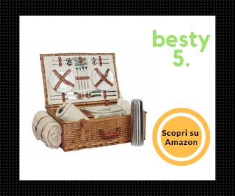 Red Hamper - Il cestino ecosostenibile - Besty5