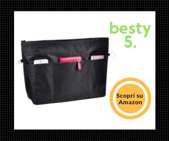 Vancore, Migliore organizer per borsa - L'organizer con 11 tasche! - Besty5