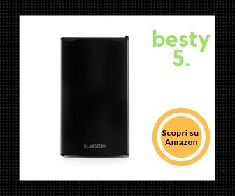 Klarstein Spitzbergen Uni, miglior frigorifero piccolo con capacità da 90L – La nostra scelta - Besty5