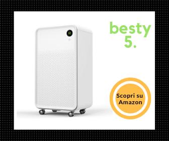 Luko, miglior deumidificatore portatile economico da 12 L - Una scelta economica! - Besty5