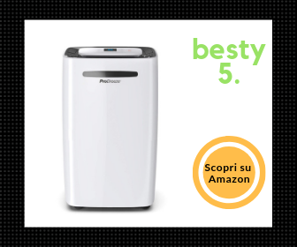 Pro Breeze - Favorisce l'asciugatura del bucato! - Besty5