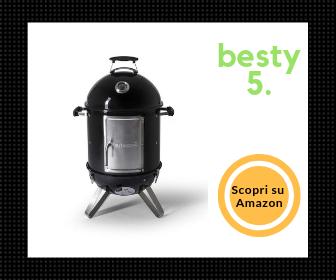Barbecook, Oskar S il miglior affumicatore a freddo e a caldo in acciaio inox – La nostra scelta - Besty5