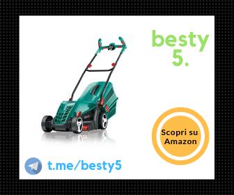 Bosch ARM 37 - Un cesto di raccolta da 40L - Besty5