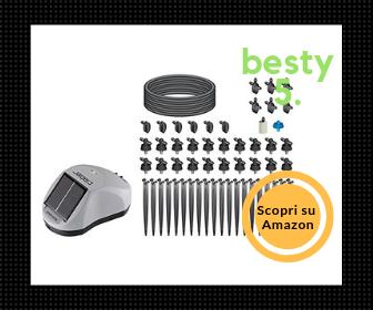 Claber 8063 Aqua-Magic System Miglior Kit per Irrigazione a Goccia – La nostra scelta - Besty5