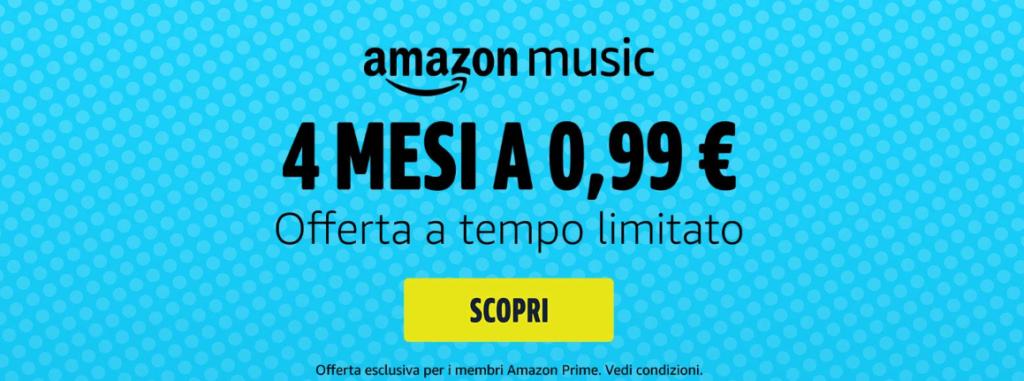 Amazon Music - Amazon Prime Day 2019