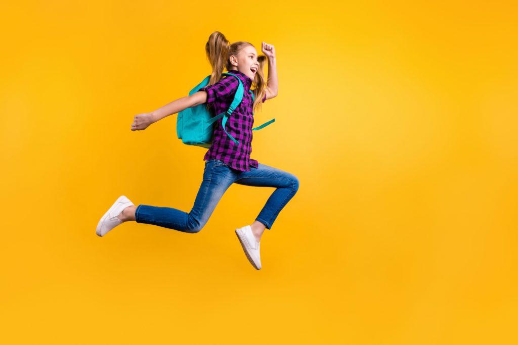 Inizia la scuola: il miglior zaino per la scuola elementare da bambina - Immagine in evidenza