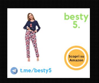 Merry Style pigiama a maniche lunghe in cotone