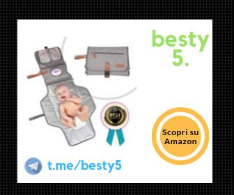 Orgomido fasciatoio portatile unisex di alta qualità