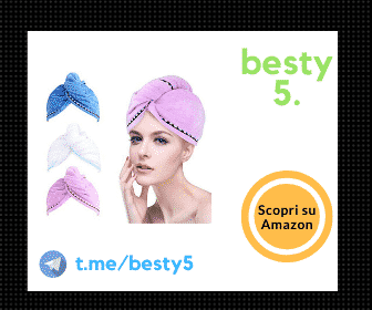 Set da 3 asciugamani per capelli a turbante super assorbenti, la soluzione più economica