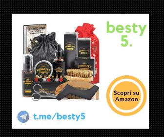 ZENNUT kit da barba con olio e balsamo naturali e senza profumo, set economico