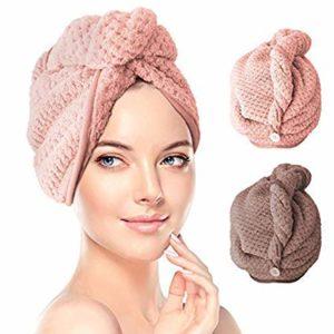 Asciugamano turbante