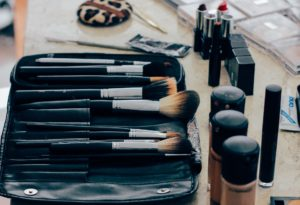 Set di pennelli per il make up