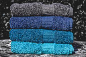 Set asciugamani per il bagno -Immagine
