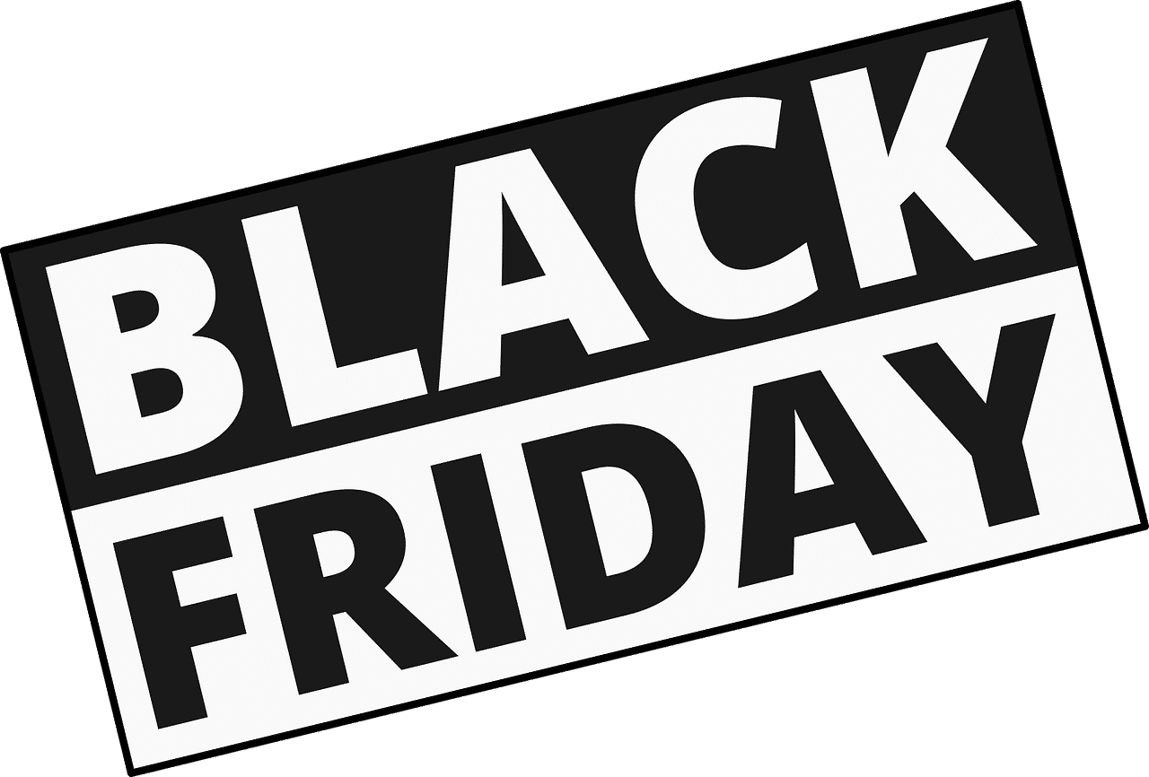 Black Friday – Immagine in evidenza